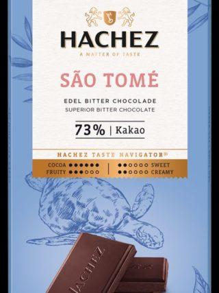73% šokolaad Sao Tome 100g Hachez