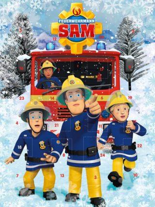 Advendikalender Tuletõrjuja SAM 75g Windel