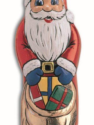 Šokolaadist jõuluvana fooliumis 40g Klett