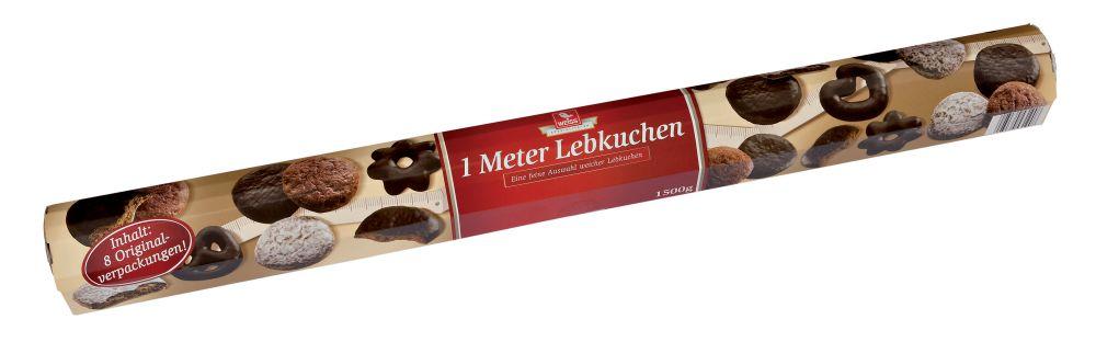 1-meetrine küpsisevalik 1500g Weiss