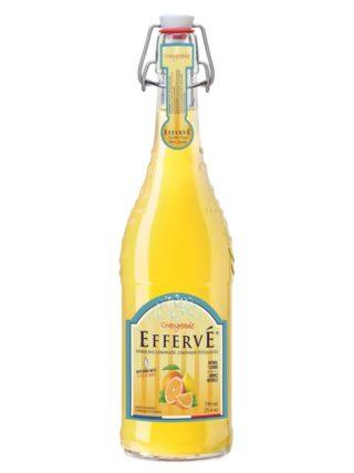 Efferve apelsini limonaad 75cl