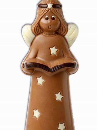 Piimašokolaadist dekoreeritud ingel 100g Klett