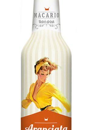 Macario punase apelsini limonaad 275ml