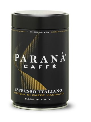 Parana® Espresso Italiano jahvatatud kohv 250g