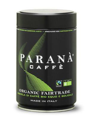 Parana® Organic Fairtrade jahvatatud kohv 250g