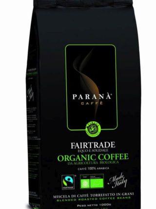 Parana® Organic Fairtrade kohvioad 1kg