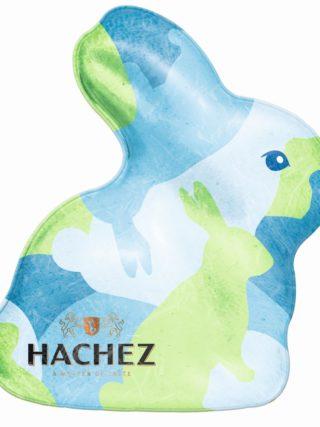 Piimašokolaadist lihavõttejänes 38g Hachez