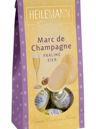 Marc de Champagne täidisega pralineemunad 108g Heilemann