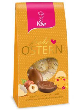 """Pralineetäidisega šokolaadimunad """"Classic"""" 114g Viba"""