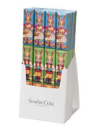"""Šokolaad """"Pühadejänes """" 54g Simon Coll"""